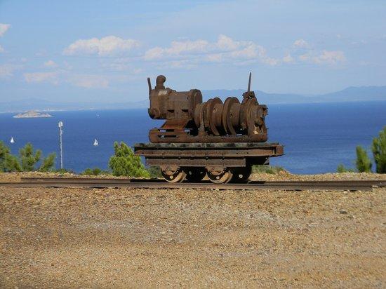 Parco Minerario dell'Isola d'Elba: Resti di una vita mineraria che fu