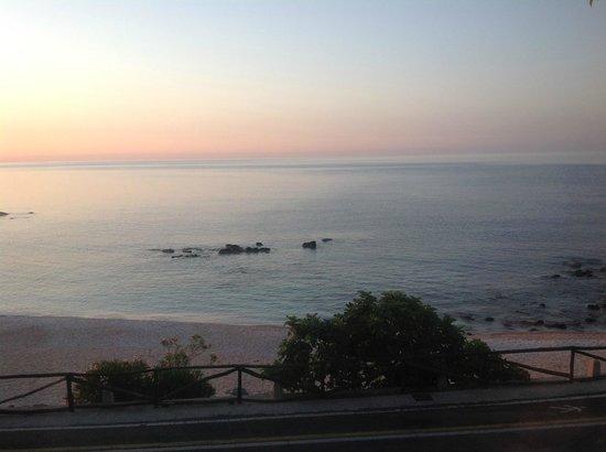 Costa Dorada: Panorama dalla suite in cui soggiornavo
