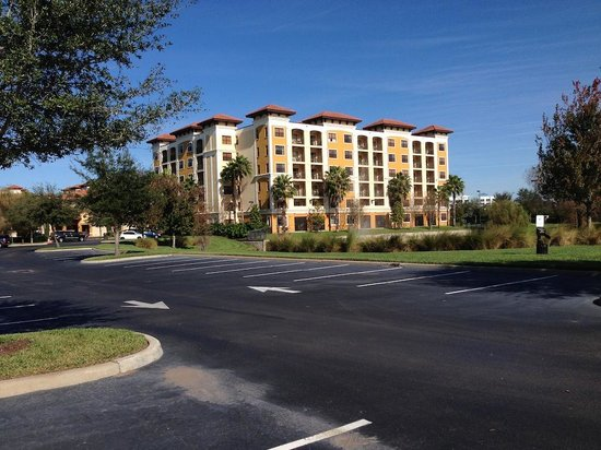 Floridays Resort: Building A