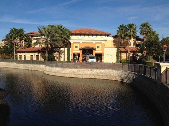 Floridays Resort Orlando: Lobby