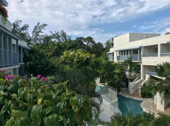 The Beautiful Savannah Beach hotel