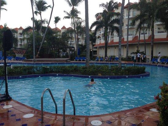 Occidental Caribe : 2e piscine