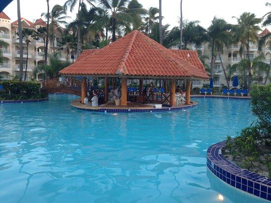 Occidental Caribe : Bar dans la 2e piscine