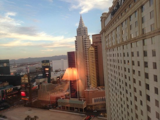 Monte Carlo Resort & Casino : view of the rest of the monte carlo from the room