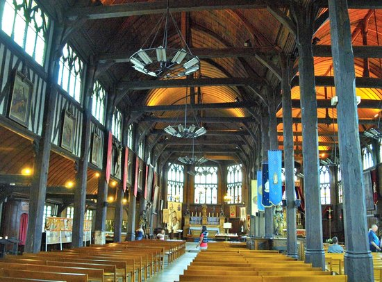 Église Sainte-Catherine : St. Catherine's Church