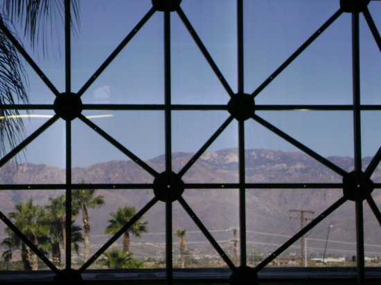 Hilton Tucson East: A photo tip from a Nat. Geo Photographer, focus on first object to get view of background.