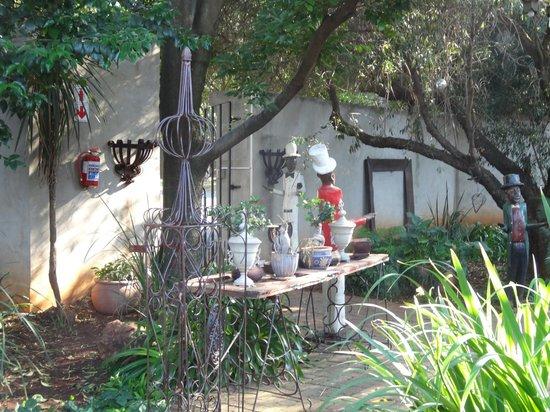 Little Eden Guest Lodge: Eingangsbereich Lodge