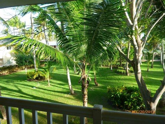 Sirenis Punta Cana Resort Casino & Aquagames: Vue de la suite H106