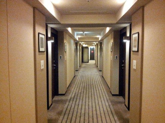 Citadines Central Shinjuku Tokyo: Hallway