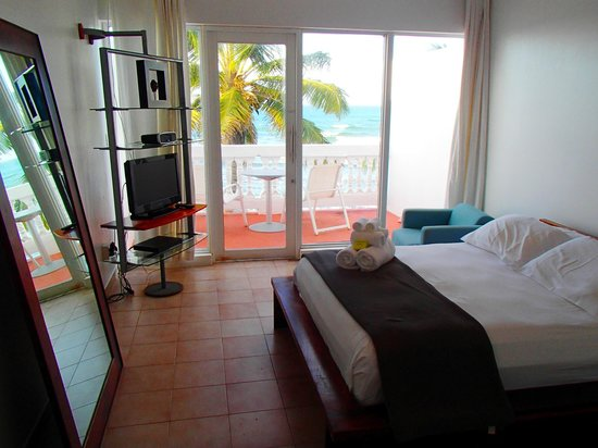 "Bravo Beach Hotel: ""Upper Ocean View"" room"