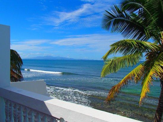 Bravo Beach Hotel: view from the balcony
