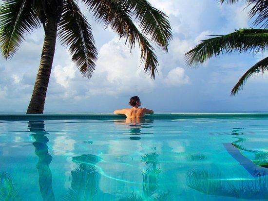 Bravo Beach Hotel: infinity pool