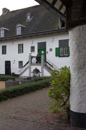 Winselerhof: View from courtyard