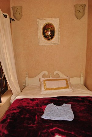 Riad Palais des Princesses : The second room I've stayed