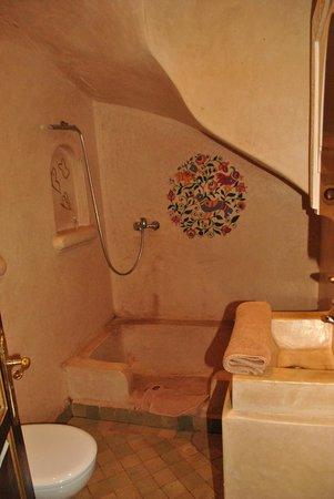 Riad Palais des Princesses: The second bathroom