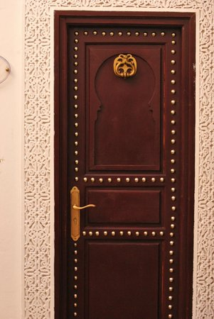 Riad Palais des Princesses : Another door in my second room