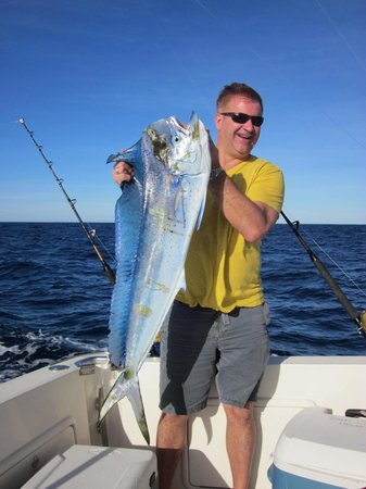 Blue Sky Cabo Fishing and Tours: Best fishing trip ever on Blue Sky Cabo!