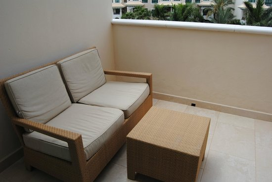 Gran Melia Palacio de Isora Resort & Spa: terraza