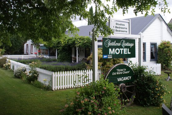 Settlers Cottage Motel: Le cottage Settler's