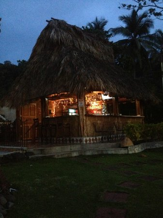 Jaco Laguna Resort & Beach Club: Tiki Bar