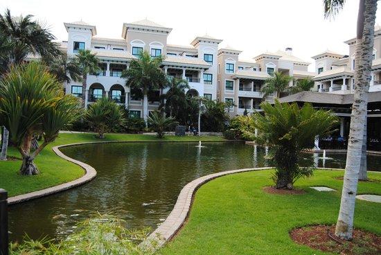 Gran Meliá Palacio de Isora Resort & Spa: jardines