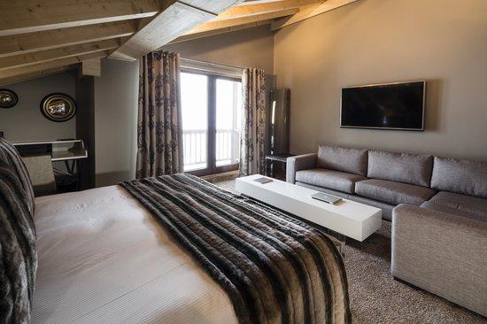 Hotel Koh-I Nor : Junior Suite