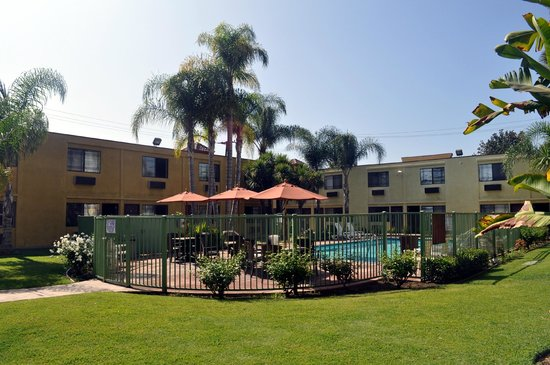 Comfort Inn & Suites near Long Beach Convention Center: Pool area