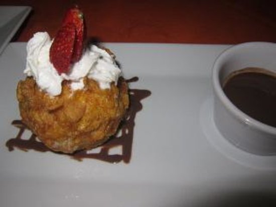 Layla's Restaurante: Fried Ice Cream