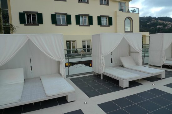 Quinta Mirabela : Terrace for relaxing
