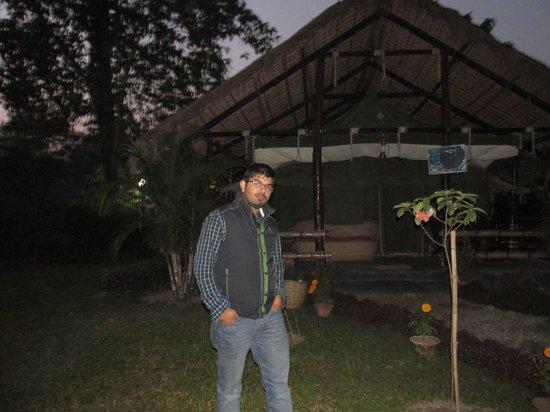 Birina Eco Camp: tent house