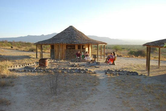 Rift Valley Province, Kenya: Early morning breakfast