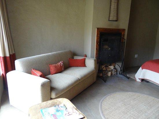 Tenahead Lodge: Unser Zimmer