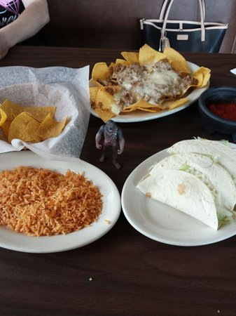 El Norteno Mexican Restaurant: Yummy!