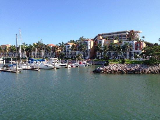 El Cid Marina Beach Hotel: Marina
