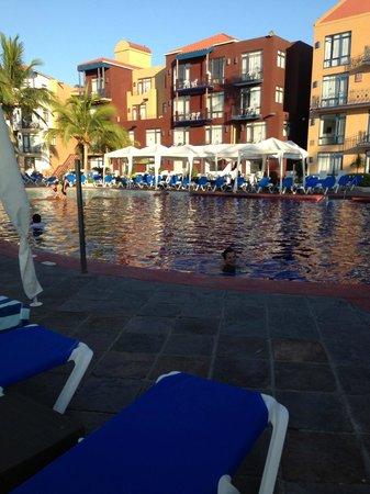 El Cid Marina Beach Hotel: Alberca