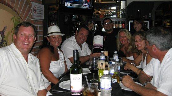 Salvatore's Italian Restaurant: Fav Friends