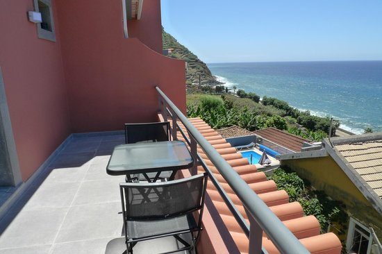 Hotel Jardim do Mar : terrace