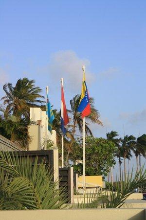 Talk of the Town Hotel & Beach Club: Aruba
