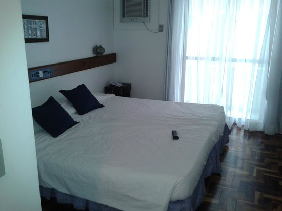 Marlin Hotel : Quarto do hotel