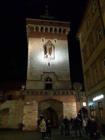 St. Florian's Gate (Brama Florianska) : St. Florian's Gate