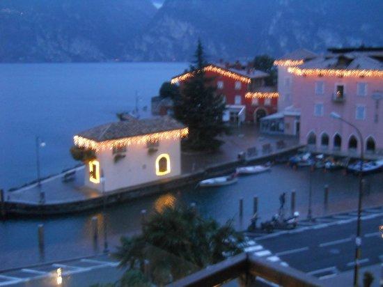 Hotel Lago di Garda : Dal balcone della camera.... un sogno