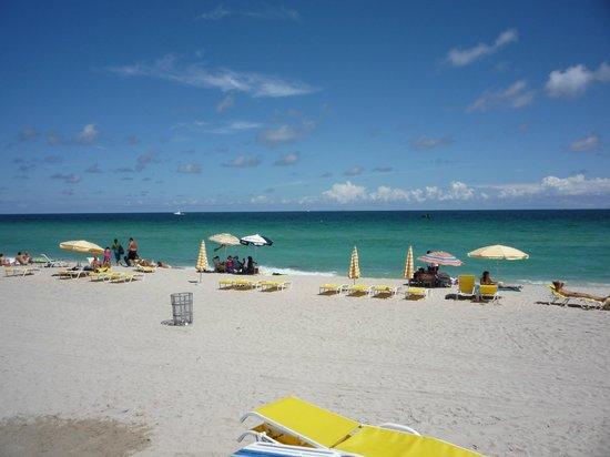 Ramada Plaza Marco Polo Beach Resort : PRAIA