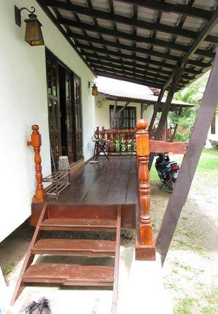 The Bohok Langkawi: Veranda