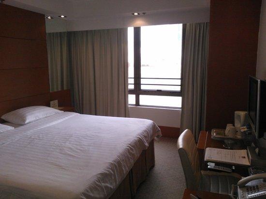JJ Hotel: Room