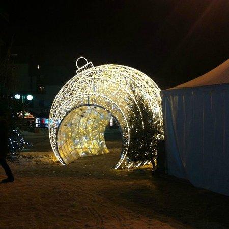 Serre Palas Hotel : L2A Christmas Area 1