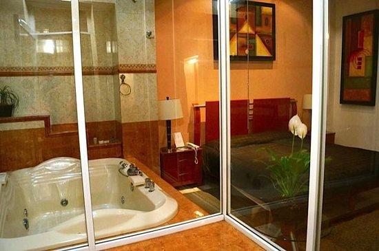 Hotel & Suites Campestre Morelia: VAPOR MASTER SUITE