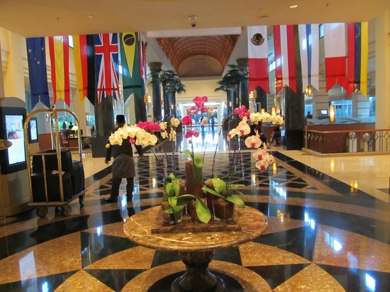 Sama-Sama Hotel KL International Airport : Lobby