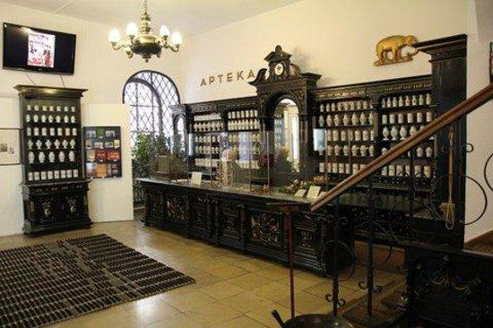 Pharmacy Museum: Pharmacie 4