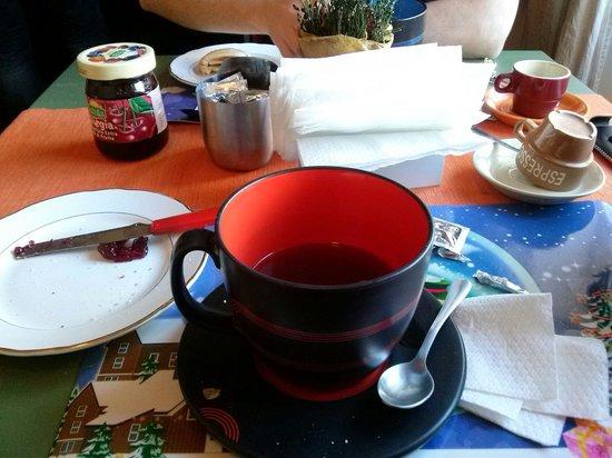 Bed & Breakfast Da Bernardo al 52: Una colazione da campioni!