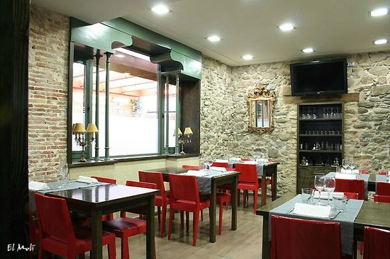Ripoll, Spanje: El comedor principal